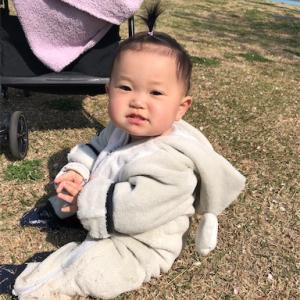 【我が子の髪型】ダイエット284日目(4月9日)
