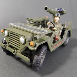 M151A2トゥミサイルランチャー ~その3~