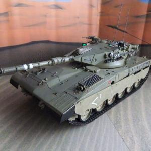 イスラエル軍 メルカバMKⅢ (導入編)