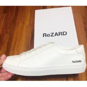 宮迫がオススメするロコンド「ReZARD」のシューズを履いてみた