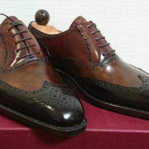 靴 を衝動買いしてしまいました💦