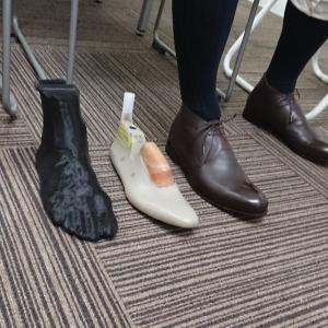 マモさん仮靴会は濃いイベントでした。
