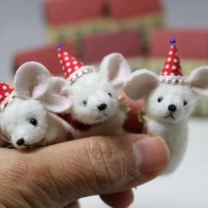 干支のネズミ(予約チューモン ご新規さまなど)