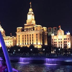 上海旅行01 2019年秋・上海の街並みと夜景・ナイトクルーズ