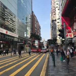 香港エアポートエクスプレス・九龍駅から無料シャトルバスに乗り継ぐ方法
