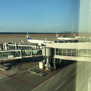 スカイマーク利用時の神戸空港の流れと空港ラウンジ・座席指定の裏ワザも!