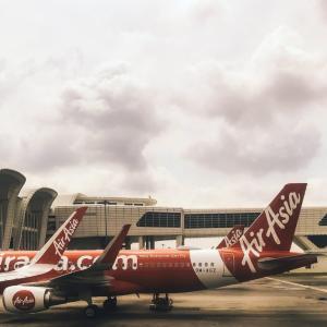 エアアジア・新型コロナウイルスの影響によるフライト日程変更の手続き方法