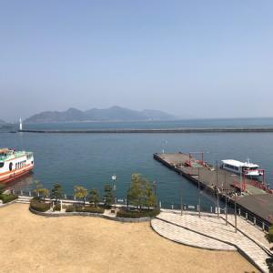 乗船記 大阪から愛媛には四国オレンジフェリーが超おすすめ3 下船から今治観光へ 大阪南港~愛媛東予港