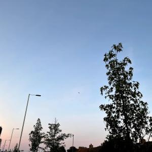 初秋を感じる朝のロンドン