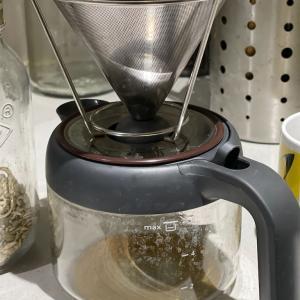 ステンレスコーヒーフィルター