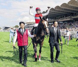 「速報」『競馬 藤田菜七子が初の5週連続勝利』