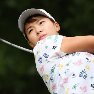 【画像・動画あり】『渋野日向子が13位タイに終わった凱旋試合』