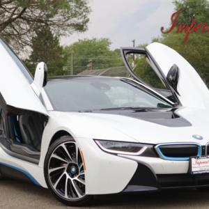 【画像・動画あり】『BMW i8』