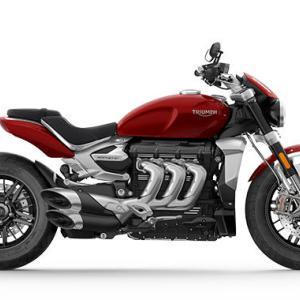 【画像・動画あり】『世界最大 排気量2,500ccエンジン搭載 ―トライアンフ 新型「ROCKET 3」』