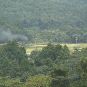 磐越西線 慶徳峠へ