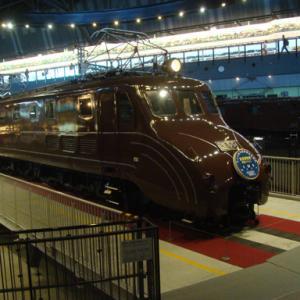 大宮鉄道博物館 EF551