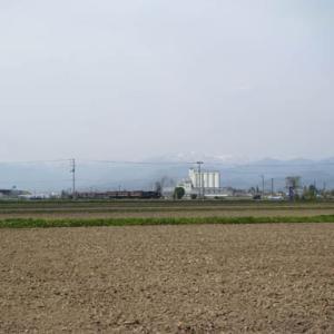 昔のSLの写真(704) 磐越西線 塩川