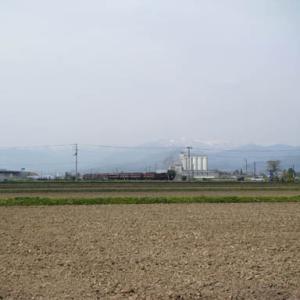 昔のSLの写真(705) 磐越西線 塩川