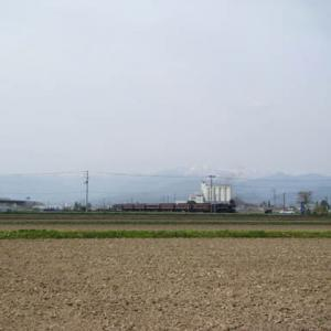 昔のSLの写真(707) 磐越西線 塩川