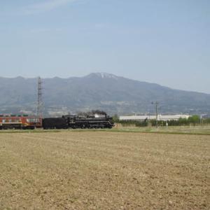 昔のSLお写真(708) 磐越西線 塩川