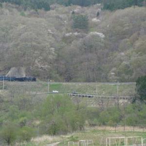 昔のSLの写真(724) 釜石線 柏木平