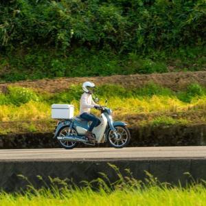 カブ女子!【バイク旅】筋肉痛!最終日にカブで350Km超走った!~後日談~