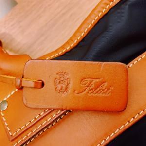 愛用のビジネスバッグ Felisi(フェリージ)の1999/DSモデル