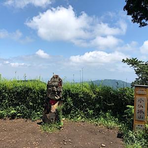 高尾山から城山を経て小仏