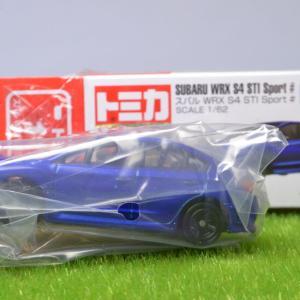 トミカ115 スバル WRX S4 STI Sport#