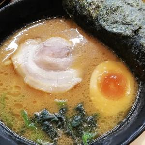 はま寿司の家系ラーメンにニンニクを入れたかった😢【千葉山王町店】