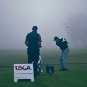全米オープンゴルフ Start