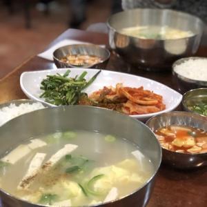 ソウルの旅はおあずけ・・・記憶旅③ 最初のご飯は