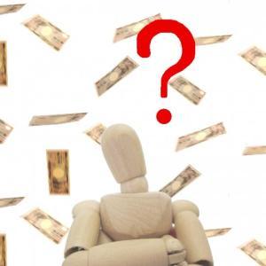 高額当選した場合の税金って?