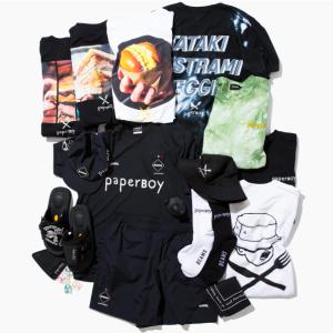 【7月12日発売】PAPERBOY x BEAMSコラボレーション第3弾