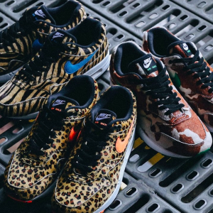 【7月13日発売】NIKE AIR MAX 1 DLX ANIMAL PACK3.0