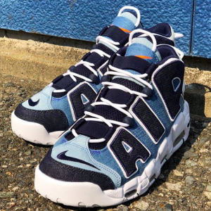 【8月10日発売】NIKE AIR MORE UPTEMPO 96 QS (DENIM)