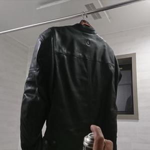 ライダーが革ジャンを着る頃・脱ぐ頃 及び 革ジャンのお手入れ