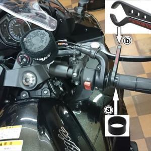 オートバイ用クルーズコントロール GRAHDTOUR アクセレーターロックシステムEVO