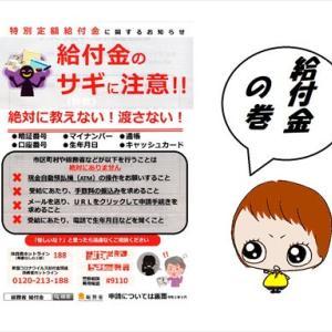 新型コロナウイルス感染症 特別定額給付金10万円のスマホ・オンライン申請 詳細説明