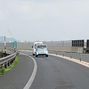 コロナ禍の最中、県外移動であおり運転。