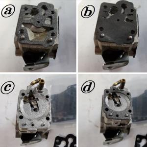 草刈機のエンジン不調 キャブレターのダイヤフラム交換で復活