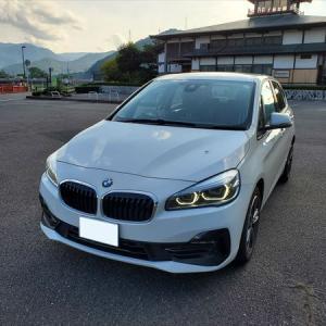 BMW 218i アクティブツアラー インプレッション