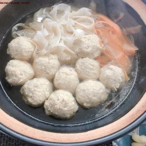 ふわふわ鶏団子の大根そば鍋【グッとラック】ナギごはんレシピ(7月28日)