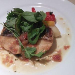 あさイチ【白身魚のソテー かぶとカリフラワーのズッパ】濱崎龍一シェフレシピ