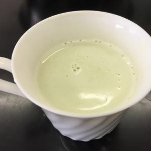 魔法の美腸スープ「かぶと枝豆の冷製ポタージュ」の作り方【スッキリ】Atsushiさんのレシピ
