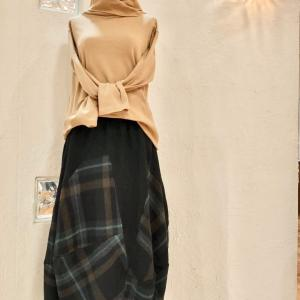 ❆︎ スカートスタイルとファーバッグ ❆︎