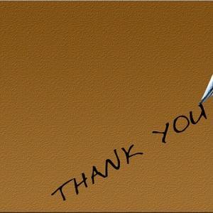 【ありがとう効果】私の体験談が凄過ぎる!言葉1つで人生変わる