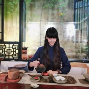 潮州式お茶席