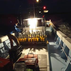 志摩沖トンボジギング! 長栄丸で2020年初釣り(^^)/