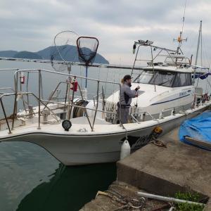 2021/06/22 養老 翔舞丸釣行